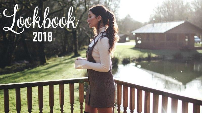 LOOKBOOK 2018 🌻 | Hannah Renée