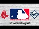 Boston Red Sox vs Tampa Bay Rays | 23.05.2018 | AL | MLB 2018 (2/3)
