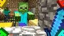 🔹 В Minecraft бег к точке где прибили. Майнкрафт продолжается