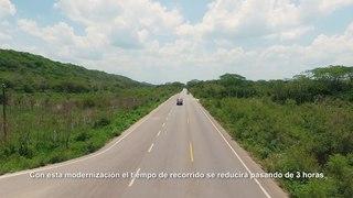 Mexico- Modernización de las carreteras Telchac Puerto-Dzilam de Bravo y Muna-Peto