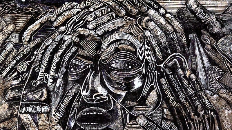 Рама разума / Mind Frame (2016) Джейк Фрид / Jake Fried HD 1080