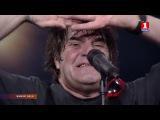 Ник Рок-н-Ролл в передаче Музыкальный Крым на Первом канале