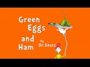 Read-Aloud Green Eggs and Ham by Dr Seuss - A Book for Kids