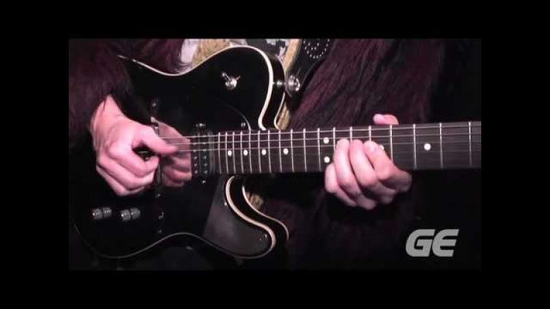 John 5 - Chicken Pickin Banjo Lick