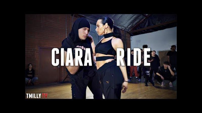 Ciara - Ride - Choreography by Jojo Gomez - Filmed by Tim Milgram TMillyTV