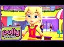Polly Pocket en Español La caída de la prima donna 🌈 Película completa Dibujos animados