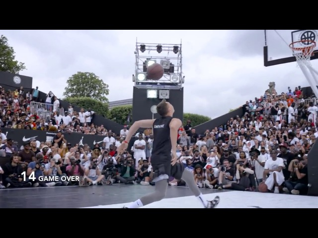 Dmitry Smoove Krivenko Top 20 Dunks! One of the Most Technically Skilled Dunkers in the World!