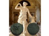 Ольвия, дихалк 160 - 150 до н.э.