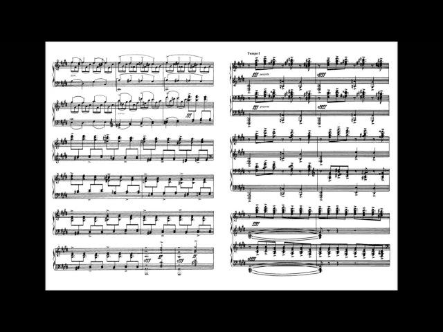 S Rachmaninoff prelude Op3 No2 in C sharp minor. Sheet music