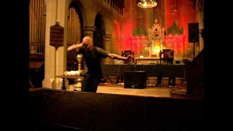 Leif Elggren Carl Michael von Hausswolff @ Swedenborg Chapel, May 25, 2013