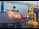 Мусор в газ. Промышленный газогенератор.