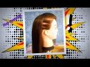 Прическа для коротких и средних волос ★ Рокерская укладка