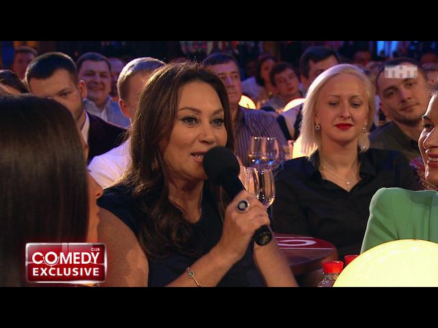 Comedy Club. Exclusive • 1 сезон • Comedy Club Exclusive, 71 выпуск