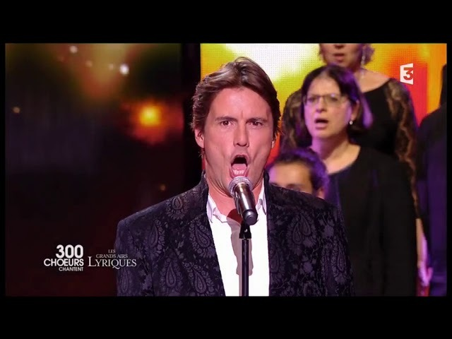 300 choeurs chantes les grands airs lyriques 27 octobre 2017