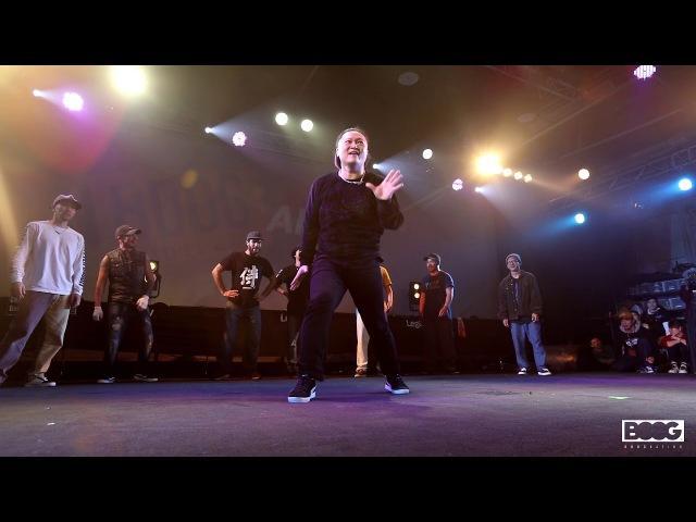 All Judges Demo(Acky, AK, Banger, Gucchon, Kei, Pop Chen, Pop Pop Joe, Walid) | Danceproject.info