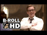 KINGSMAN 2 THE GOLDEN CIRCLE B-Roll Bloopers Gag Reel (2017) Action Spy Movie HD