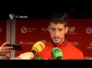 ESCUDERO: En la primera parte hemos sido superiores . Sevilla FC. 25/02/18