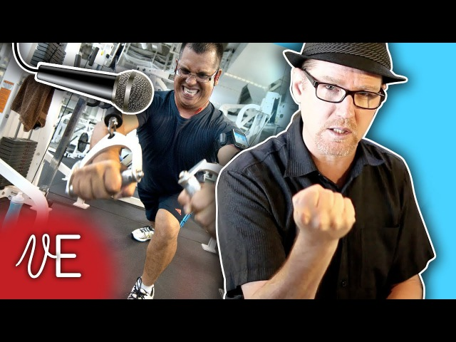 Should singers workout at the Gym? | DrDan 🎤