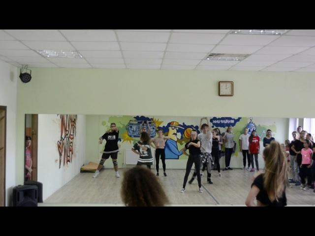 HAVIN' FUNK DS. MK Vogue. Elen.no.limit. 10.09.17. 1-я группа.