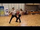 JnJ Star Champion, финал, Антон Егоров и Яна Стёпочкина Танцующий город 2018