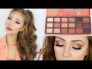 Too Faced Sweet Peach Palette Look Makeup Tutorial