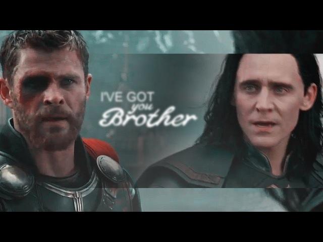 I've Got You, Brother | Thor Loki