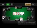Разбор игры PokerStars Holdem 50\100 Фул-хаусы валят