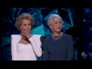 Jane Fonda and Helen Mirren Present the Oscar 2018 Best Actor Nominees