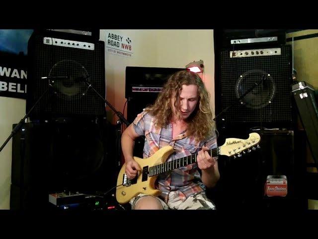 Guitar Dinamics / Динамика и звукоизвлечение при игре на электрогитаре.