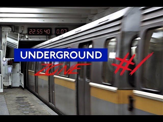 UNDERGROUND! Zone №1