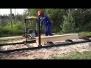Бензиновая пилорама 350 куб.см. (12 л.с.)