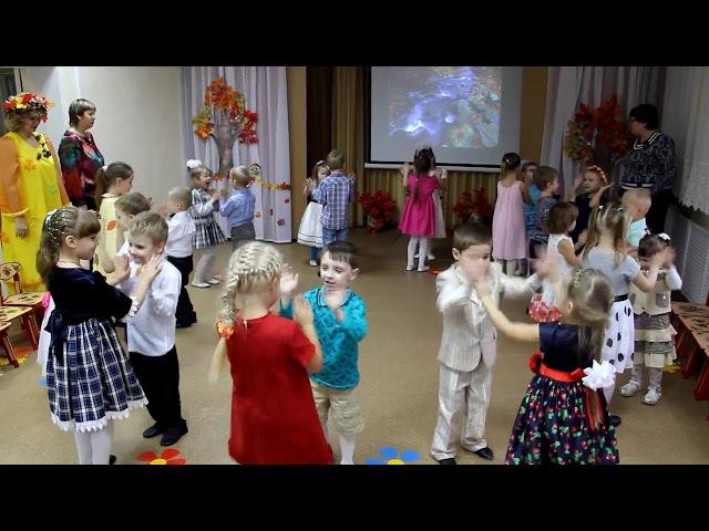Танец Ручейки Евтодьевой Аллы