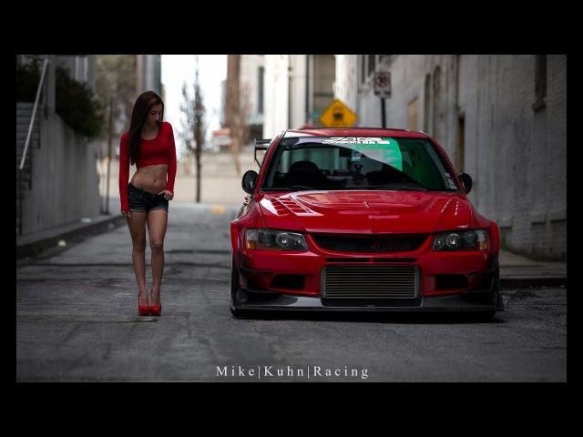 Need for Speed Underground 2 - Mitsubishi Motors Lancer Evolution V - Light Feather