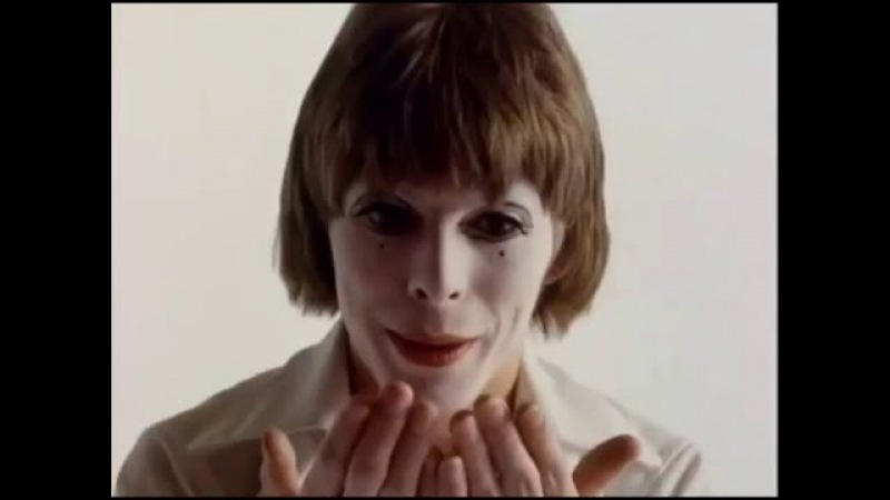 David Bowie - When I Live My Dream (Pierrot in Turquoise version)