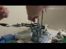 Придания эстетического вида ножу , удаление ржавчины и заточка . Профиль К01 .