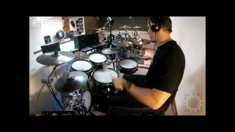 Thomas Lang Drumming Boot Camp lesson - Unison Exercises to balance your hands