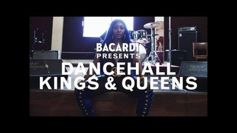 BACARDÍ presents the Sound of Rum - Dancehall Kings Queens