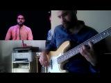 5 Peace Band - Berklee Indian Ensemble (VoiceGuitarViolin Solo with Bass)