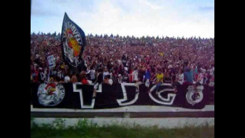 TREZE F C Fans TJG Torcida Jovem do Galo