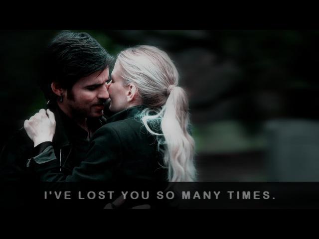 I've lost you so many times | hook emma (5x21)