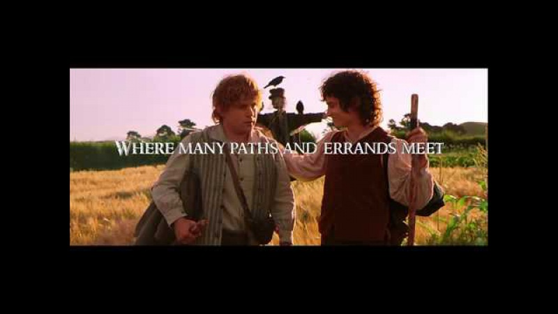 Roads Go Ever On - The Lord of the Rings - Clamavi De Profundis