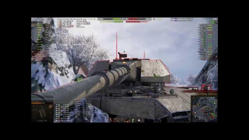 ВОТ ЭТО МЯСНОЙ БОЙ, ЕГО ПРЕССОВАЛИ СО ВСЕХ СТОРОН! World of Tanks » Freewka.com - Смотреть онлайн в хорощем качестве