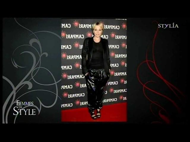 Patricia Kaas - Femmes de style sur Stylia - 25.01.2014