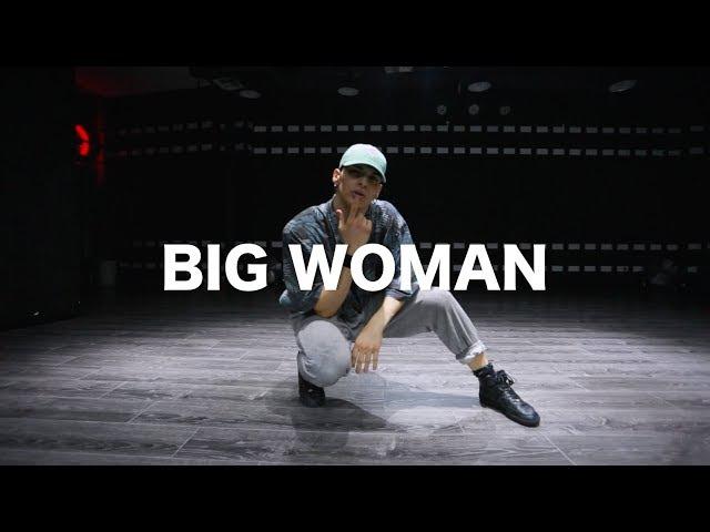 Big woman - Nadia Rose | Aritz Grau Choreography | GH5 Dance Studio