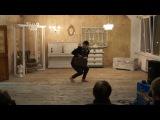 Artem Chernik as Newt Scamander @