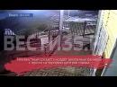 Вор попал на видео в Соколе преступник похищает рекламные баннеры