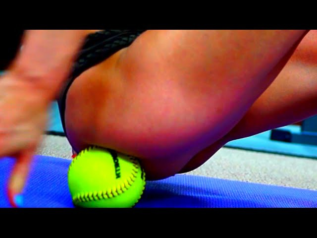 😘💅💪Rejuvenating Aerobic Self Massage Beautiful Video Light Music Possibly Asmr