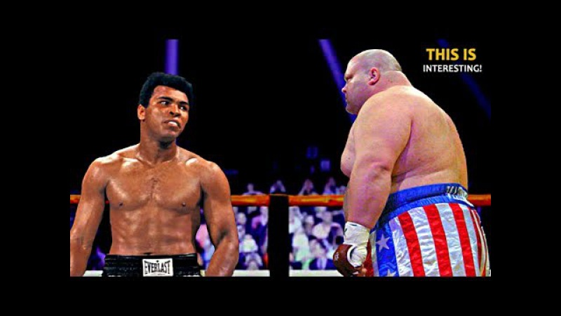 Legendary Boxer: Muhammad Ali - Top 10 Best Knockouts