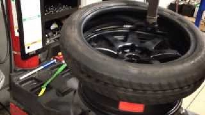125/70/16 Spare tire stretch on a full size rim.