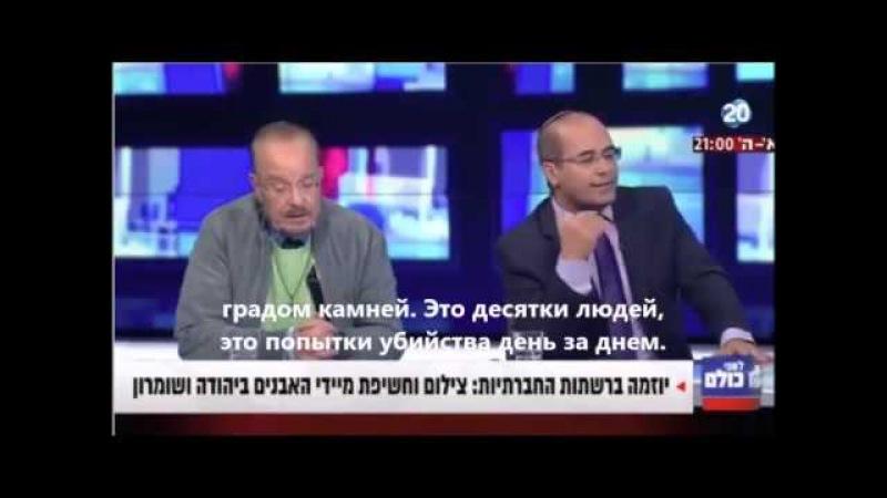 Интервью Таи Меир с Йорам Шефтель о инициативе Оцма ле Йеудит